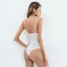 Barbara - Body en dentelle